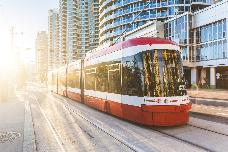 Public Transit in Toronto, Ontario