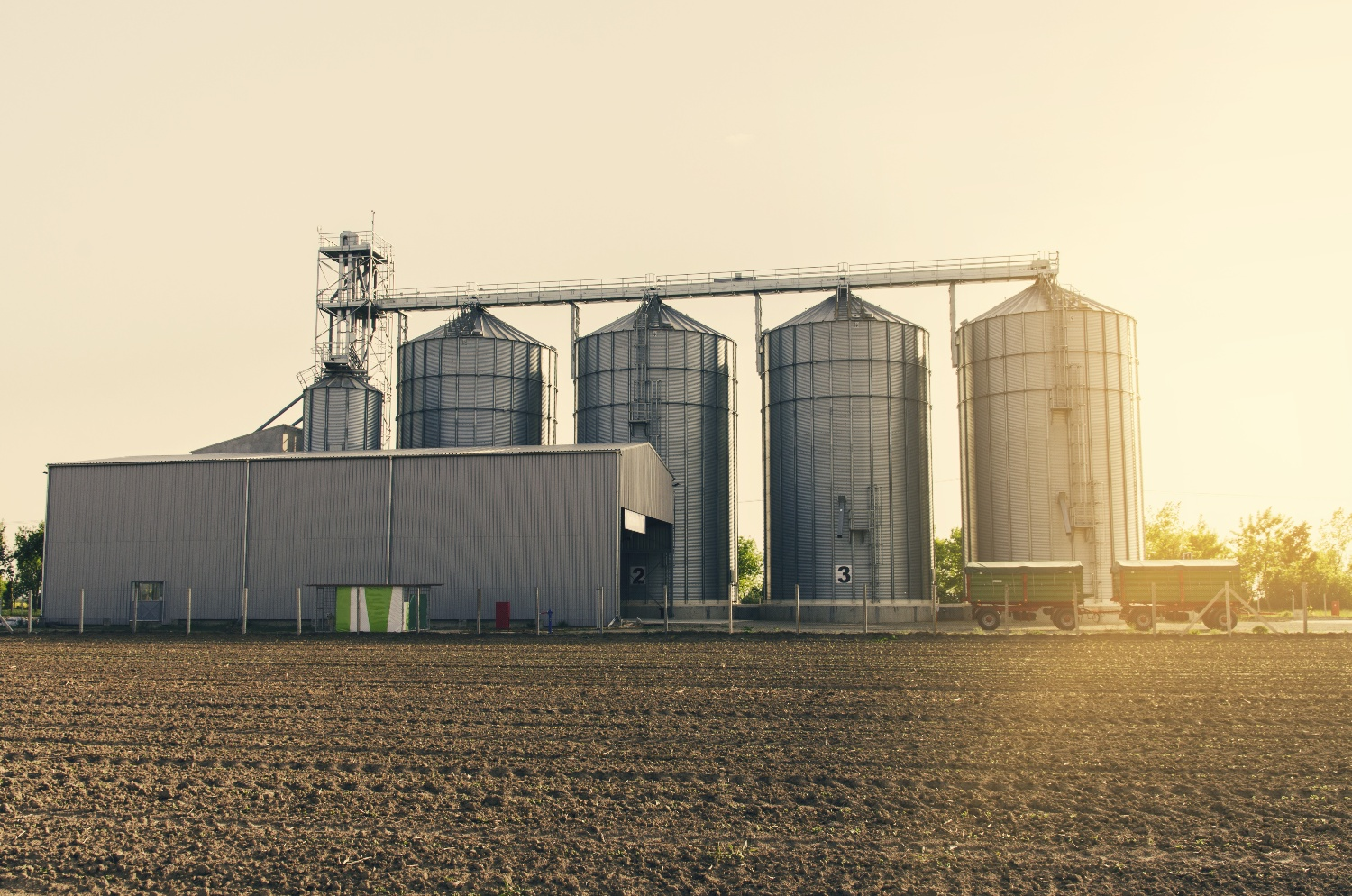 Agri-Business Infrastructure Updates